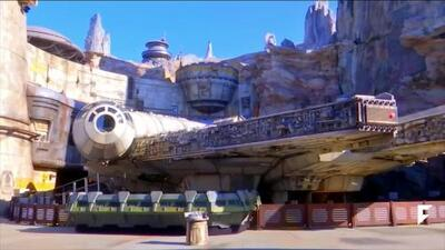 Disney's Star Wars: Galaxy's Edge attraction coming this summer