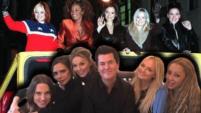 'Girl power': las Spice Girls juntas otra vez y sus fanes enloquecen
