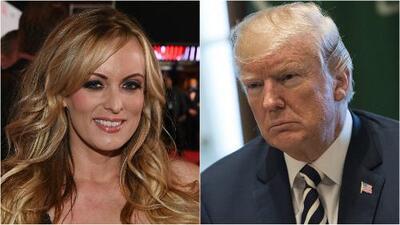 Un vestido, la supuesta evidencia que demostraría la relación de Stormy Daniels con Trump