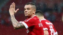 Andrés D'Alessandro dejará el Internacional de Brasil