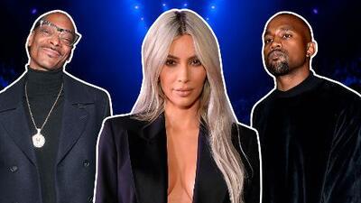 """Snoop Dogg sentencia a Kanye West: """"Extraña tener una mujer negra en su vida"""""""