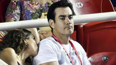 David Zepeda y su novia Lina Radwan dejan atrás el escándalo por las preferencias sexuales del actor