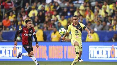 Cómo ver Atlas vs. América en vivo, por la Liga MX 30 de Agosto 2019