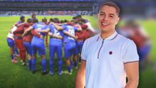 Vocalista de Grupo Firme promete concierto gratis si Cruz Azul logra ser campeón después de 23 años