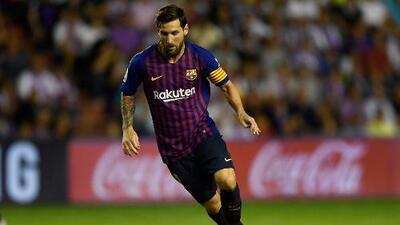 Ante el Huesca, Messi logró otro récord