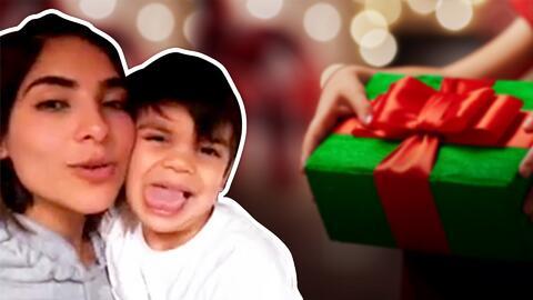 Este es el extraño regalo de Navidad que pidió Matteo, el hijo de Alejandra Espinoza