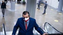 Ted Cruz tergiversó una encuesta de noviembre para justificar su objeción a la elección