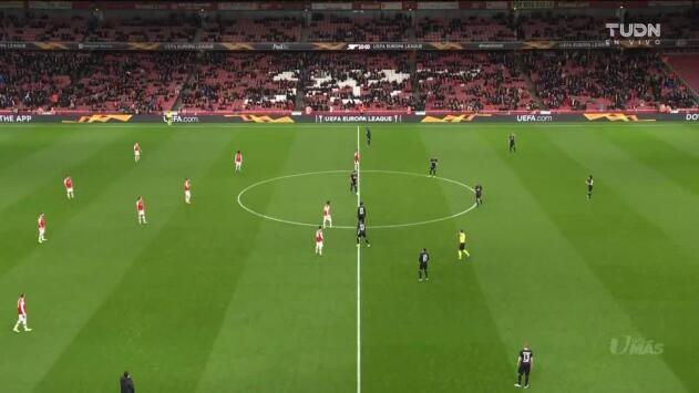Highlights: Eintracht Frankfurt at Arsenal on November 28, 2019