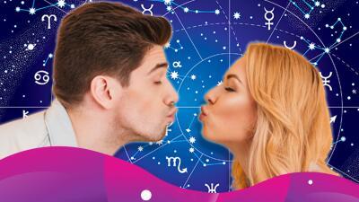 Descubre cómo besan las personas según su signo zodiacal