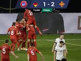 Resultados goles y video Macedonia consiguió histórico triunfo sobre Alemania