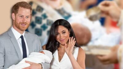 Privado y con pocos invitados: ya se sabe cómo será el bautizo de Archie, el bebé de Meghan y Harry