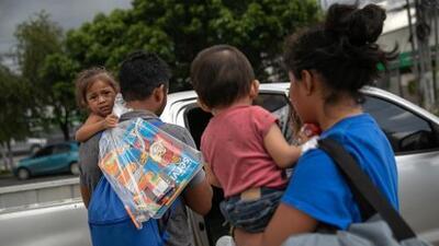 Deportaciones exprés: el acuerdo de EEUU y Guatemala que ha disparado el número de niños retornados