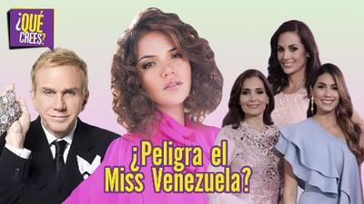 """""""En mi época esto nunca pasó"""", Osmel Sousa sobre el nuevo escándalo que sacude el Miss Venezuela"""
