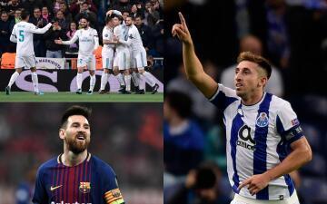 Así será el sorteo para los enfrentamientos de octavos de final en la Champions League