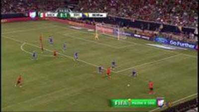 México vs. Bosnia: Zurdazo de Miguel Ponce
