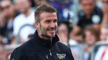 Beckham critica la Superliga y cuatro madridistas le dan 'me gusta'