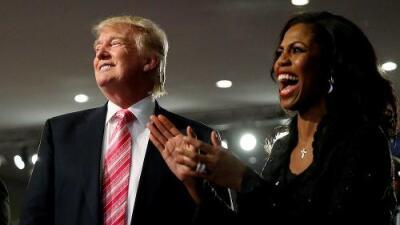 Nueva grabación de Omarosa Manigault: ahora es una conversación privada con Trump (y amenaza con filtrar más)