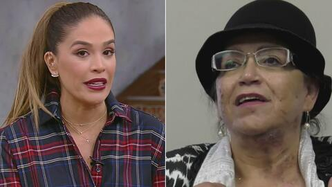 Karla Martínez también tiene la licuadora que le explotó a Doña Rosa e investigó todo al respecto