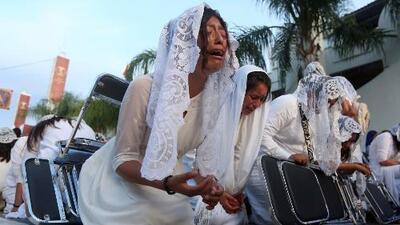 La iglesia La Luz del Mundo celebra su mayor evento sin su líder, preso por un escándalo sexual