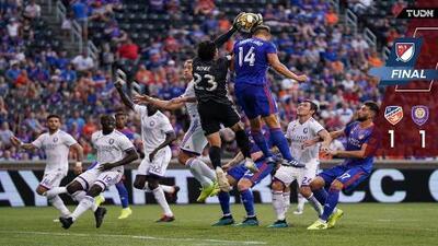 Orlando City rescata dramático empate en jugada de Nani pero igual se quedó sin boleto a Playoffs