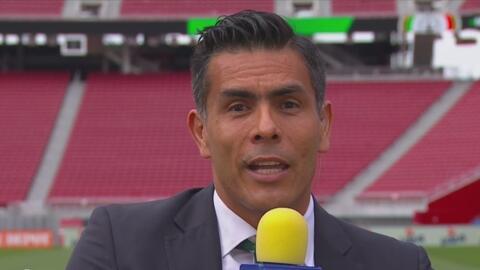 Para Oswaldo Sánchez los jugadores inicialistas ante Paraguay hacen parte del equipo ''B'' del Tri