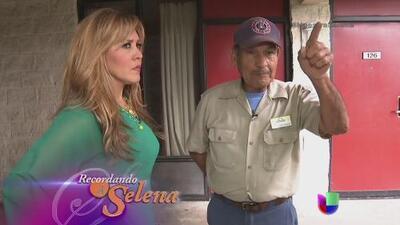 El único testigo que vio a Yolanda con arma en mano cuenta su historia