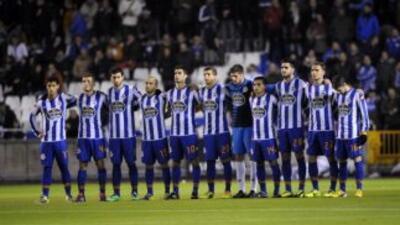 El Deportivo La Coruña regresa a primera división un año después de su descenso