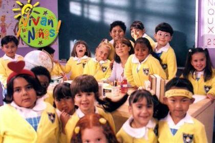 Te acuerdas del elenco de la telenovela '¡Vivan los niños!'? Así ...