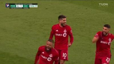 ¡GOOOL! Nick DeLeon anota para Toronto FC