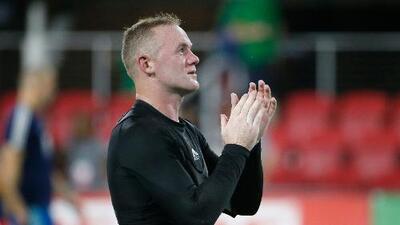 Tras marcar su primer doblete en América del Norte, Wayne Rooney es el Jugador de la Semana en MLS