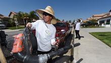Sacramento prohíbe las máquinas sopladoras los días que hay mala calidad de aire