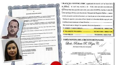 Un matrimonio cercano a Chávez terminó con empresas en paraísos fiscales y cuenta en Suiza