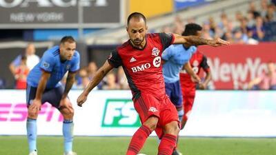 """""""En Toronto FC estamos orgullosos y felices de lo que hacemos"""", dijo Víctor Vázquez"""