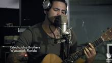 Grabamos un video en 360 con David Alfaro mientras canta su tema 'Eres Perversa'