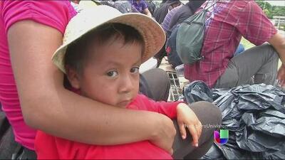 No se detiene el éxodo de migrantes centroamericanos al suroeste de Estados Unidos