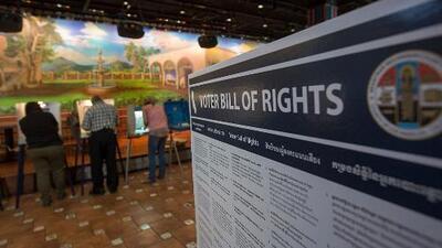 El voto latino crece en EEUU y toma cada vez mayor relevancia en los intereses políticos del país