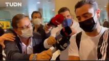 """¿Futuro en el Barça?, Xavi responde: """"No sé nada. Vine de vacaciones"""""""
