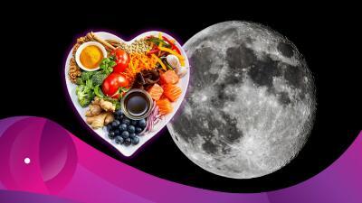Dieta de la luna: cómo perder peso con los ciclos lunares