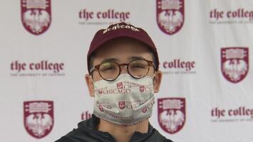 La sorpresa de un estudiante de CPS tras recibir una beca universitaria completa