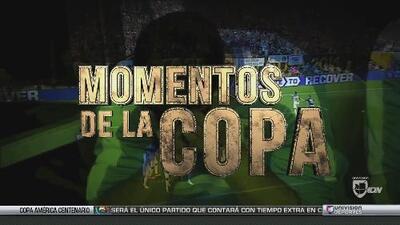 Momentos de la Copa: Chile aplasta a México