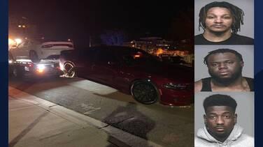 Arrestan a tres conductores durante carrera clandestina en Scottsdale