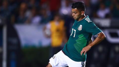 'Tecatito' Corona es baja de la Selección Mexicana para la Fecha FIFA