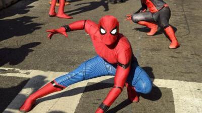Disney impide que lápida de niño tenga una imagen de Spider-Man