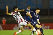 River Plate 2-2 Nacional: River y Nacional firman empate uruguayo en Libertadores.