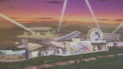 Petición de no utilizar fondos públicos en construcción del 'American Dream Mall' genera una gran controversia política