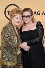 Debbie Reynolds y Carrie Fisher, madre e hija en el cine y en la muerte