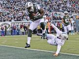 Jets 38-20 Dolphins: Ryan Fitzpatrick brilló con cuatro pases de TD para derrotar a Miami