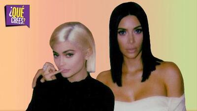 Hermana mayor al rescate: Kim Kardashian defiende a Kylie Jenner de la críticas por su fortuna