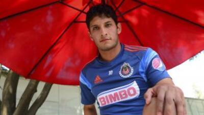 Chivas confirmó el alta médica de Ángel Reyna