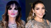Lucía Méndez apoya a Frida Sofía y asegura que está dispuesta a hacer un dueto con la hija de Alejandra Guzmán